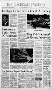 cincinnati enquirer from cincinnati ohio on july 28 1973 page 1