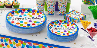 birthday party supplies rainbow dot party supplies rainbow birthday party