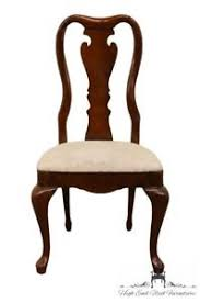 Queen Anne Dining Room Furniture by Queen Anne Dining Chair Ebay
