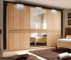 schlafzimmer planen kleiderschrank eiche massiv gestaltung optionen für coole haus