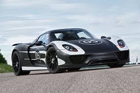 porsche prototype porsche reveal hybrid 918 spyder production prototype electric