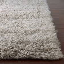 Gray Shag Area Rug Best 25 Fuzzy Rugs Ideas On Pinterest White Fluffy Rug Down