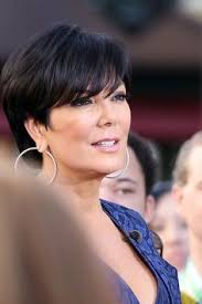 kris jenner hairstyles front and back kris jenner hairstyle front and back views photo more hair nails