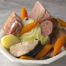 cuisine normande recette potée normande cuisine madame figaro