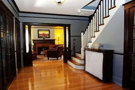 arts and crafts home interiors arts and crafts home traditional entry boston by m