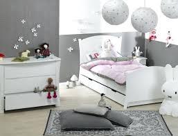 chambre fille blanche collection decoration chambre bebe blanc et