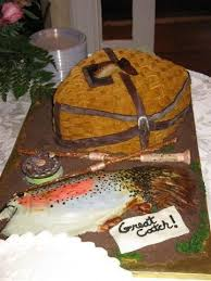 18 best fly fishing cake images on pinterest fishing cakes fly
