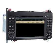 2012 mercedes benz viano vito w639 oem dvd player gps navigation