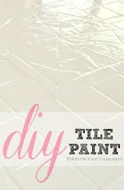 45 best painting tile images on pinterest painting bathroom