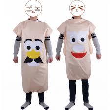 U0026 Potato Head Costume U0026 Potato Head Hasbro Game Fancy Dress Unisex