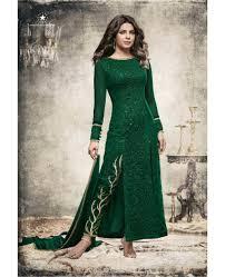 Wedding Dresses Online Shopping Buy Green Wedding Guest Dress Ft Priyanka Chopra Bollywood