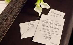 when should i order my wedding invitations paper posh