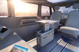 volkswagen van 2017 volkswagen i d buzz concept the future of vw combi autocarweek com