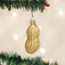 world miniature gurken glass ornament