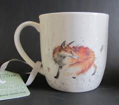 Fox Mug by Buy Wrendale Fox Mug