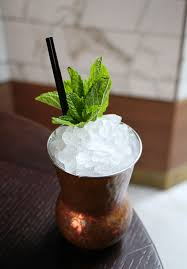 mint julep cocktail cynar julep imbibe magazine