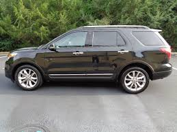 suv ford explorer 2014 used ford explorer fwd 4dr limited at platinum used cars