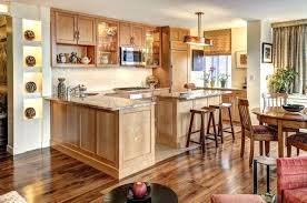 Light Birch Kitchen Cabinets Contemporary Oak Kitchen Cabinet Whitewashed Wood Kitchen Cabinets
