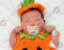Pumpkin Costume Baby Pumpkin Costume Crochet Pattern Pdf 474