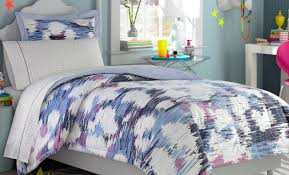 Pink Striped Comforter Bedding Set Soft Fabric For Grey Striped Comforter Working For