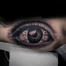 eye on arm elaxsir