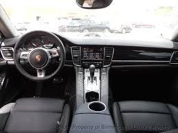 Porsche Panamera Manual - 2013 used porsche panamera 4dr hatchback 4 platinum edition at
