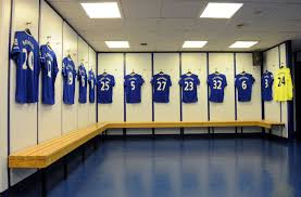 behind the scenes at goodison park liverpool echo