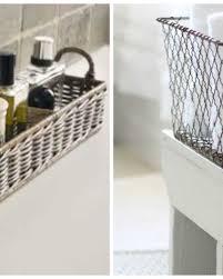 Bathroom Baskets For Storage Bathroom Baskets Complete Ideas Exle