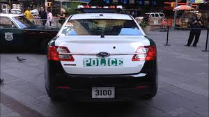 taurus colors super exclusive walk around of nypd 2014 ford taurus police