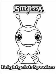 slugterra coloring pages 1 coloring pages for kids pinterest