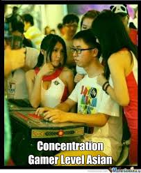 Concentration Meme - concentration gamer level asian by elriflecito meme center