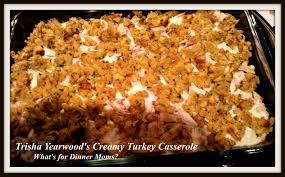 trisha yearwood s turkey casserole what s for dinner