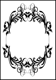 printable borders and image frames