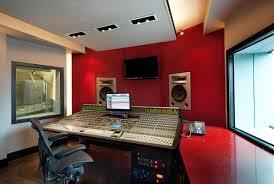 Small Music Studio Desk jungle city studios home