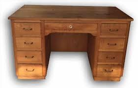 bureau en bois ancien bureau bois ancien inspiration de bureau