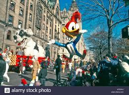 new york city ny usa events balloon woody the stock