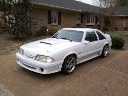 1990 mustang gt convertible value 1990 ford 93 cobra clone mustang gt for sale murfreesboro
