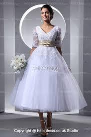 tea length wedding dresses uk 12 best tea length wedding dresses images on marriage
