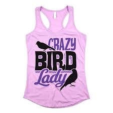 Light Purple Tank Top Apparel For Bird Lovers T Shirts Tank Tops Sweatshirts More