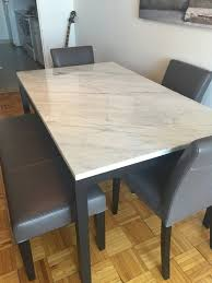 White Marble Dining Tables Marble Dining Table Embracing Functionality In Luxury