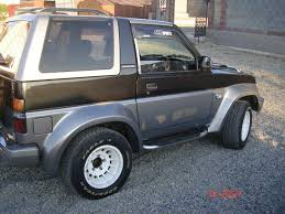daihatsu feroza offroad 1990 daihatsu rocky for sale 1 6 gasoline manual for sale