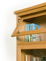 traditional barrister bookcase amish made traditional barrister