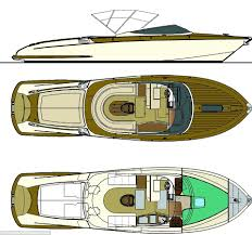 Boat Floor Plans 2016 Powerboat Nation Page 48