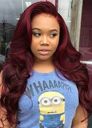wave sew in 105 best 8a hair wave images on black