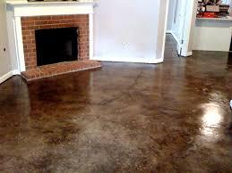black acid stain memphis tn deas floor decor concrete floors
