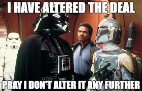 Disney Star Wars Meme - disney on allegedly respecting the star wars legacy after the last