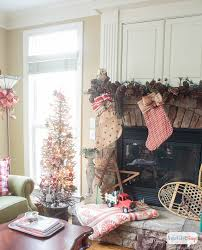 vintage rustic mantel decorations atta says
