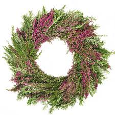 and rosemary wreaths