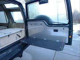 land rover discovery camping rear door fold down table land rover forums land rover