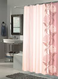 Cheap Shower Curtains Carnation Home Fashions Inc Fabric Shower Curtains
